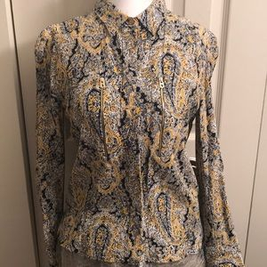 Paisley Girl Blouse